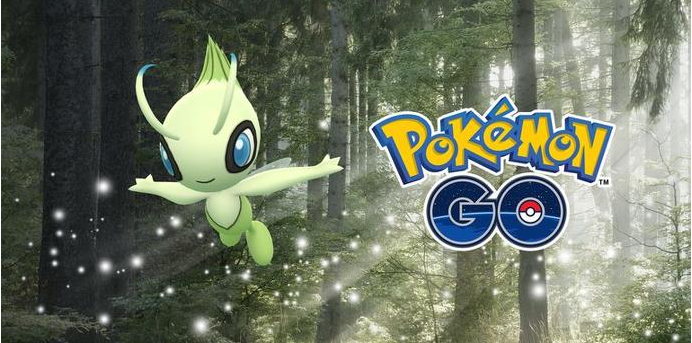 celebi pokemon go